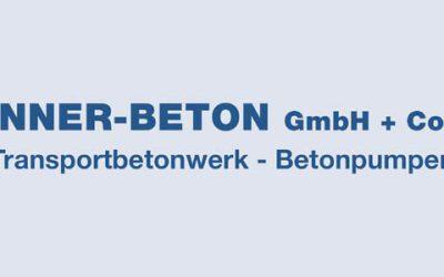 Winner-Beton fakturiert mit TBSoft