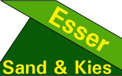 Esser Sand & Kies optimiert mit TBSoft